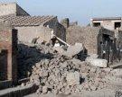 В Помпеях обвалилась стена