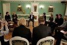 Встреча Медведева с журналистами Центрального федерального округа