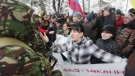 Россия сама себе лепит «цветную революцию»