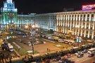 На Триумфальной площади Москвы собирается оппозиция