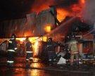 В пожаре погибли 12 человек