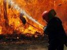 В Ростове сгорел завод