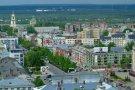 В Перми девочка упала с 10 этажа