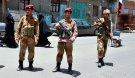 Похищенных алжирских дипломатов не могут найти