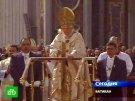 Папа Римский на Пасху призвал остановить кровопролитие в Сирии