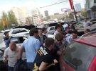 """Драка у торгового центра """"Европейский"""" закончилась пулевыми и ножевыми ранениями"""