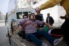 Сирийские мирные жители не могут эвакуироваться из зоны боев