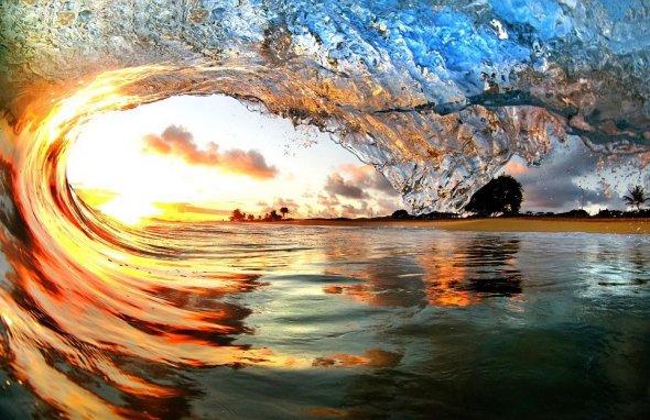 Внутри Гавайских волн
