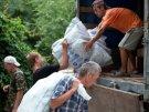 В Крымск уже доставили 300 тонн гуманитарного груза