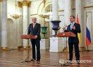 Дмитрий Медведев встретился с королем Испании