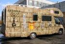 В российских городах откроют синагоги на колесах