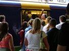 Лондонский метрополитен парализовало из-за наплыва туристов