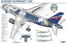 Sukhoi Superjet-100: Повторит ли самолет судьбу «АВТОВАЗА»?