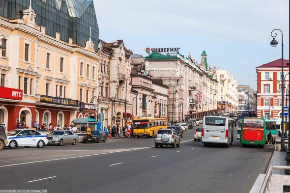 Владивосток 2012