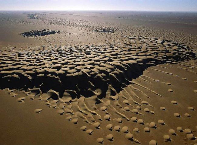 В царстве вечных песков