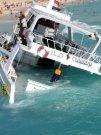 В Хургаде затонула яхта с российскими туристами