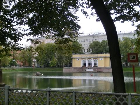 Прогулки по моей Москве
