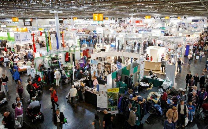 Подведены итоги выставки REHACARE 2012 в Дюссельдорфе