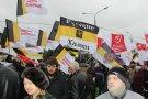«Русский марш» в Москве: нацисты в одной колонне с православными?