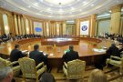 Российский президент принял участие в заседании Совета глав государств СНГ