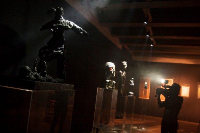 Создатель памятника Вацлаву Нижинскому показал «Арт-мистику» в Москве
