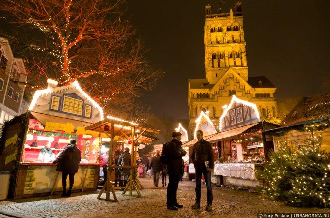 Немецкие рождественские ярмарки