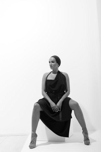 Интервью Наоми Кэмпбелл с Айдан Салаховой. ФОТОЛЕНТА