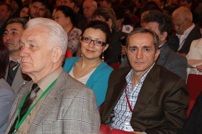 В Москве открылся очередной 10-ый съезд Союза журналистов России. ФОТОЛЕНТА