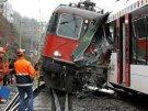 В Тегеране столкнулись два поезда, есть пострадавшие