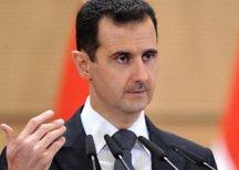 Президент Сирии посетил электростанцию в Дамаске