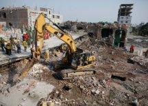 Названа причина приведшего к смерти 500 человек обрушения здания в Бангладеш