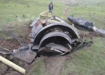 Зачисткой территории на месте падения самолета в Кыргызстане занимаются военные США