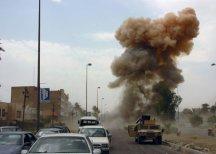 Жертвами серии взрывов в Багдаде стали 11 человек