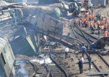 Из-за взрыва цистерн в Ростовской области пострадали более 40 человек