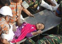 Выжившая под обломками бангладешка рассказала о своем спасении