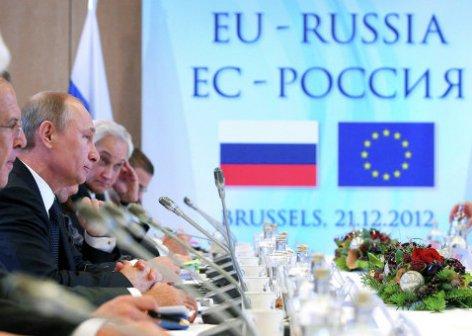 Саммит Россия — ЕС в Екатеринбурге