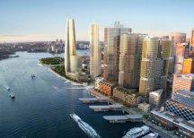 В бухте Сиднея появится новый небоскреб