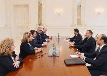 Президент Азербайджана принял председателя Палаты представителей парламента Уругвая