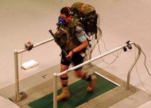 Пентагон испытал костюм для переноски тяжестей