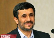 Махмуд Ахмадинеджад поздравил Президента Азербайджана