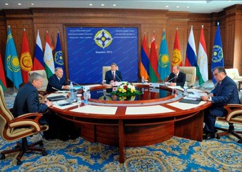 Саммит ОДКБ в Бишкеке и вывод войск НАТО из Афганистана