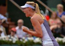 Шарапова вышла в финал Roland Garros