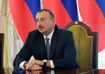 Ильхама Алиева выдвинули на третий срок