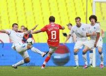 Названы 33 лучших игрока чемпионата России по футболу