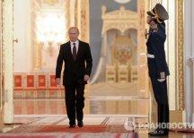 В День России В.Путин вручит в Кремле Государственные премии РФ за 2012г.