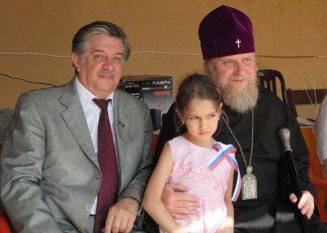 """Архиепископ Бакинский и Азербайджанский, Владыка Александр: """"Важно научиться общаться с людьми другой национальности"""""""