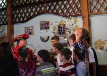 Дети из Нижнего Новгорода отправились в Азербайджан