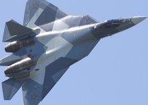 Россия представила самый совершенный истребитель пятого поколения Т-50