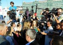 Церемония открытия 35-го ММКФ. Фотогалерея