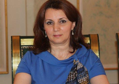 Халида Самедова: «Как дружили, так и дружим»